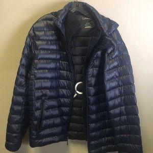 Calvin Klein Mens Down Jacket NWT